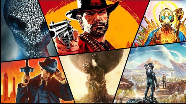 Take-Two Interactive 2014-2020
