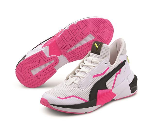 PUMA Provoke XT dámské boty poskytnou comfort a stabilitu, kterou využijete především při tréninku ve fitku.