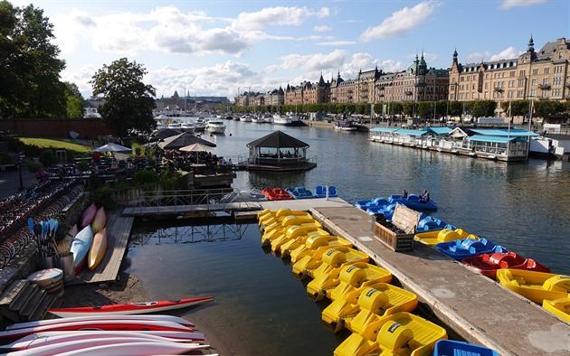 Tam, kde se ještě může zpívat: vyrazte do Stockholmu za klidem a ABBOU