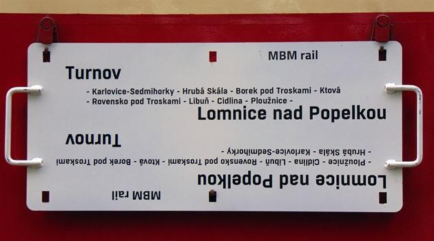 Na co zírá mašinfíra: projeďte se Českým rájem okolo Trosek až k hoře Tábor