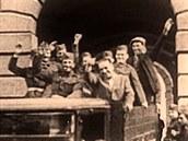 První armádní brance povolalo Československo před 100 lety