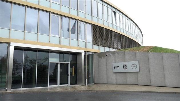 Policie zasahovala v sídle české fotbalové asociace
