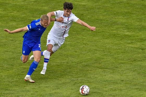 Až zpětně si hráči Líšně spojují okolnosti květnového zápasu proti Vyšehradu....