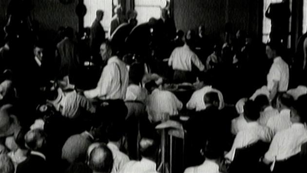 ČSR bez soudců? Před 100 lety hrozili stávkou kvůli nízkým platům