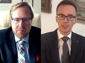 Dvořáček: Rusko a Čína už proti covidu-19 očkují, v ČR bude vakcína v lednu