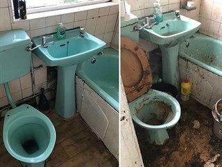 Britská úklidová firma My Kind Of Clean se pochlubila kompletně uklizeným domem.