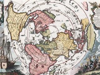 Poprvé kolem světa. Dnes se mořeplavci vydávají směrem na východ, ale Magalhaes...