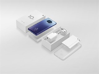 Ekologicky úsporné balení Xiaomi Mi 10T Lite