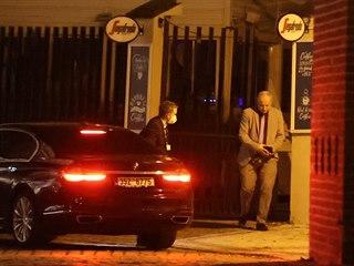 Ministra zdravotnictví Romana Prymulu přistihli reportéři Blesku ve středu v...