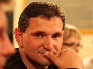 Radek Bania, bývalý funkcionář fotbalového Litoměřicka.