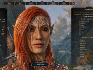 Baldur's Gate 3 - obrázky z předběžného přístupu
