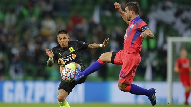 Chelsea pálila v Rusku, Krasnodar porazila vysoko 4:0