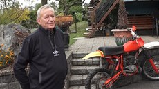 Motokrosař Jaroslav Falta se po 46 letech dočkal satisfakce