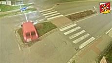 Opilý řidič způsobil dvě nehody