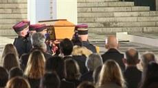 Francouzský prezident Macron uctil památku zavražděného učitele na půdě pařížské Sorbonny