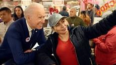 Prezidentský kandidát Joe Biden a jeho volební kampaň