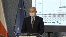 Opatření se projevila jen velmi nepatrně, řekl ministr Prymula