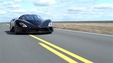 Nové nejrychlejší auto světa se řítí rychlostí 533 km/h