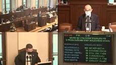 Babiš požádal Sněmovnu o prodloužení nouzového stavu