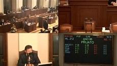 Sněmovna prodloužila nouzový stav do 20. listopadu