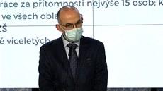 Ministr Blatný přiznal svůj podpis pod peticí proti Babišovi