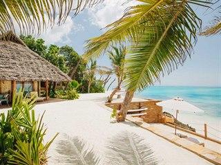 Hrdina - kuchyně - Tulia hotel Zanzibar