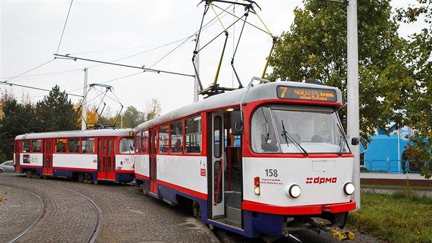 Olomoucký dopravní podnik nadále využívá tramvaje T3, které nyní slaví 60. výročí od převzetí prototypu prvním dopravcem. Konkrétně v Olomouci jezdí 18 vozů v modernizované verzi T3 R. P.