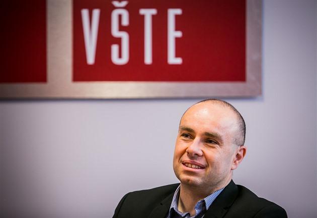 Marek Vochozka končí po téměř 12 letech v čele VŠTE.