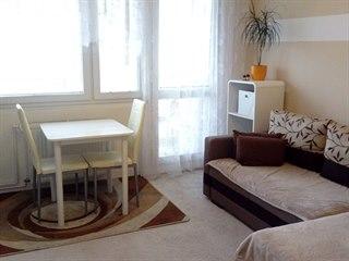 Obývací pokoj - současný stav