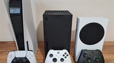 PlayStation 5, Xbox Series X a Xbox Series S