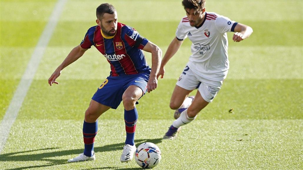 Barcelona dala čtyři góly Osasuně, večer hraje vedoucí Real Sociedad