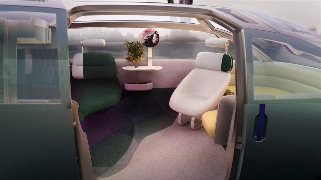 Autofotka týdne: Mini budoucnosti je obývák na kolech