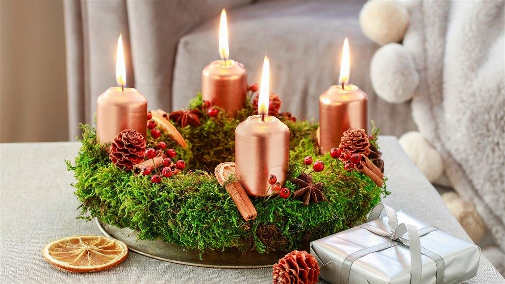 Zářivé plamínky k adventu patří, pusťte se do výzdoby a užijte si to