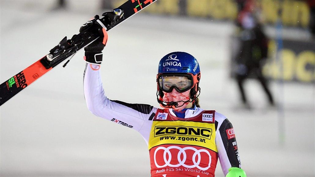 Bílá vzpoura na Slovensku. Vlhová a další lyžaři přešli do nového svazu