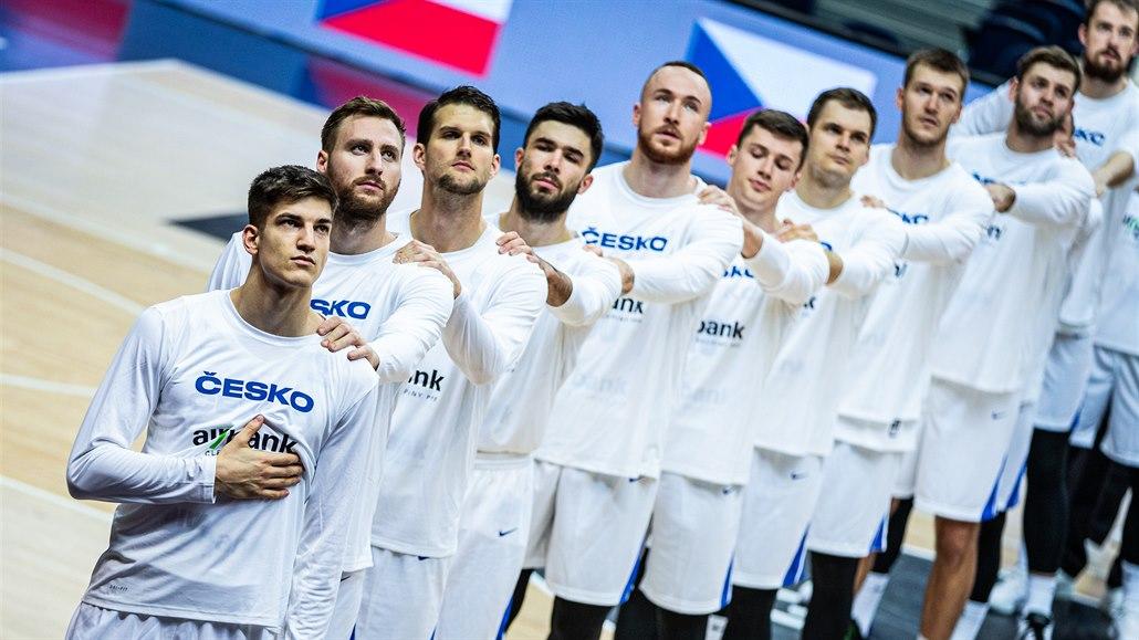Basketbalisté bez Balvína podlehli v kvalifikaci o EuroBasket také Dánsku
