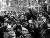 Čechoslováci proti Rakušanům a opačně. Metropole byly před 100 lety plné...