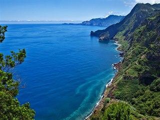 Madeira se může pochlubit nádhernou přírodou.
