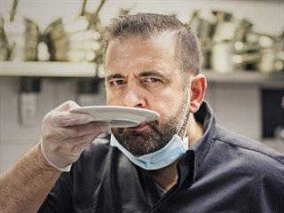 Šéfkuchař oceňované pražské restaurace Field Radek Kašpárek