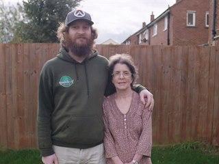 Streamer TreeboyDave a jeho matka