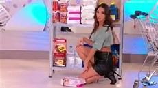 Příliš sexy nákupy. Televize radila, jak vypadat svůdně