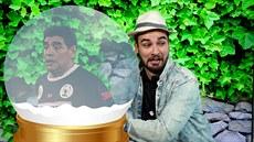 HEADLAJNER: Maradona dojel na Moučkovou