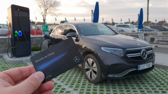 Mercedes MeCharge