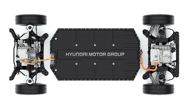 Nová platforma elektromobilů Hyundai a Kia za pět minut nabije na sto km