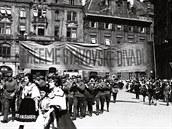 Mezi Čechy a Němci to před 100 lety skřípalo kvůli Stavovskému divadlu