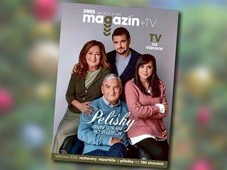 Magazín DNES + TV s televizním programem na Vánoce vychází ve čtvrtek 3....