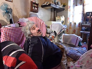 Ve Francii vyprostili z jeho vlastního domu třísetkilového muže. (1. prosince...