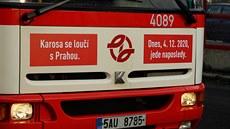 Autobusy Karosa B 951 dnes vyrazily na poslední jízdu