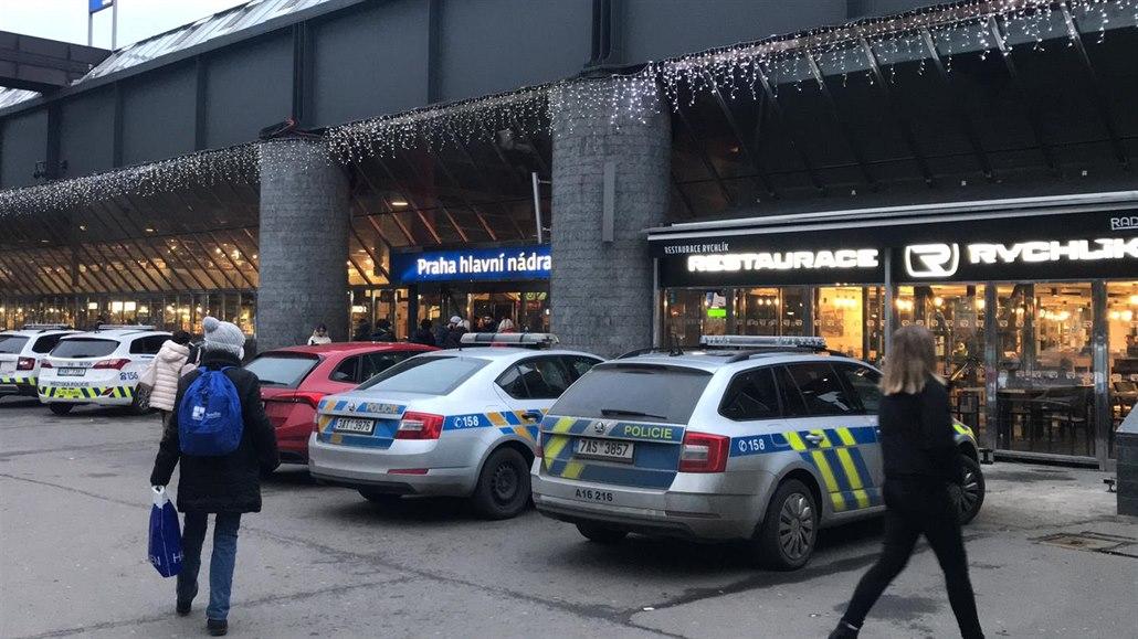Policie pátrala po malém chlapci, odjel na výlet s jinou skupinou skautů