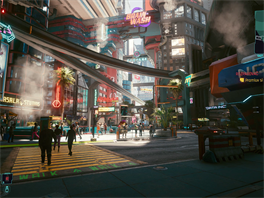 Cyberpunk 2077 - GeForce Now