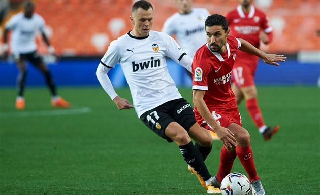 ONLINE: Cádiz vyhrál po pěti zápasech, večer hraje Valencie